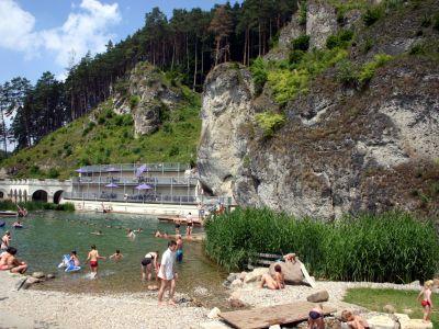 Felsenbad Pottenstein