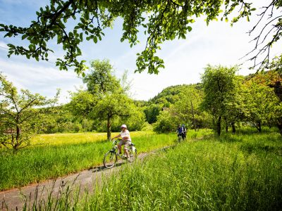 Radtour durch das Wiesenttal
