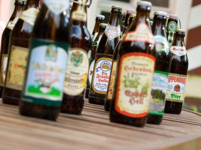 Biervielfalt der Fränkischen Schweiz