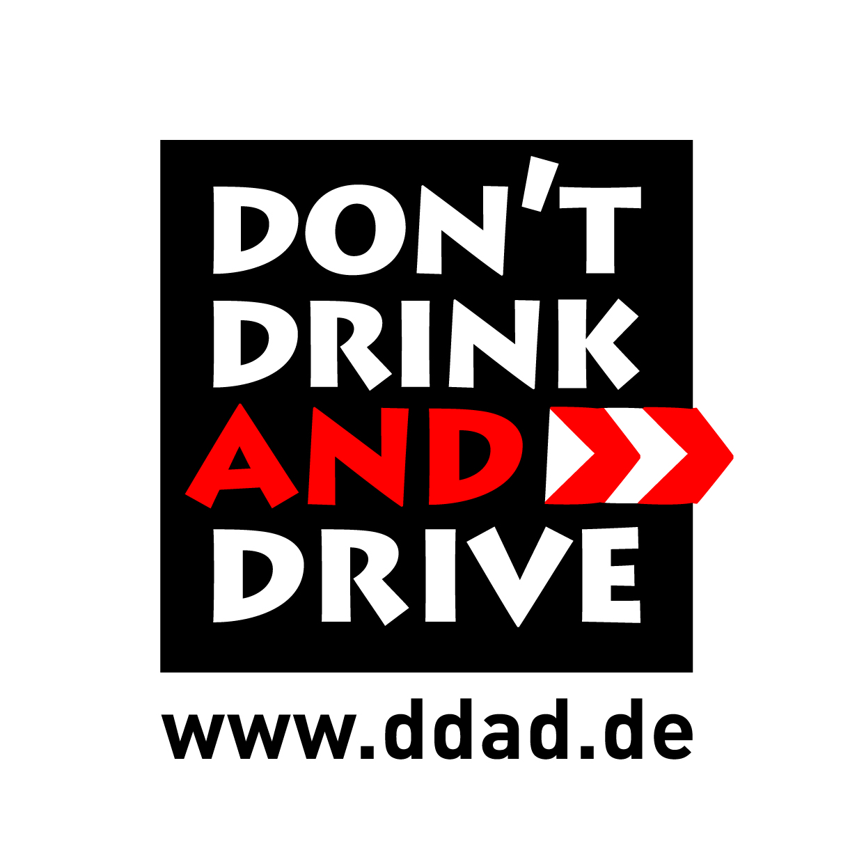Don´t drink and drive