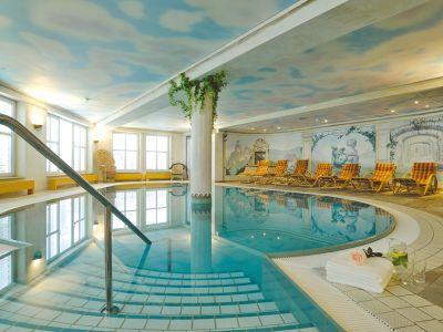 Wellnessurlaub im Landgasthaus Sponsel-Regus****