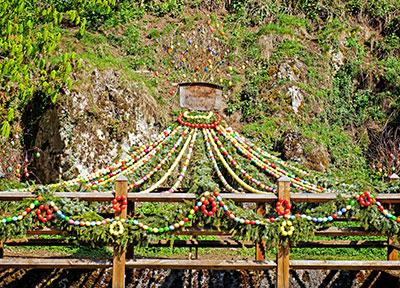 Osterbrunnen im Trubachtal
