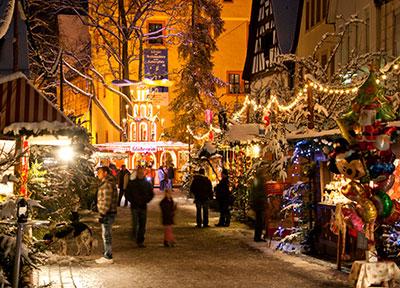 Weihnachten in der Fränkischen Schweiz